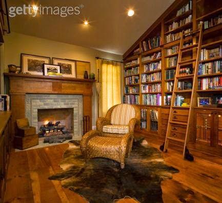 Rubrica biblioteche dal mondo 2 life is a book - Scalette per librerie ...