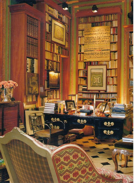 Rubrica biblioteche dal mondo 2 life is a book for Stile cottage inglese