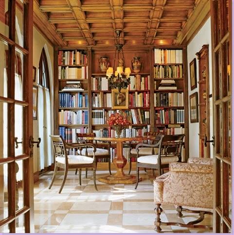 Rubrica biblioteche dal mondo 2 life is a book - Casa stile vittoriano ...