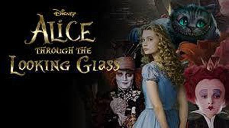 Alice in wonderland through the looking glass novit sul film e data d 39 uscita life is a book - Alice dietro lo specchio ...