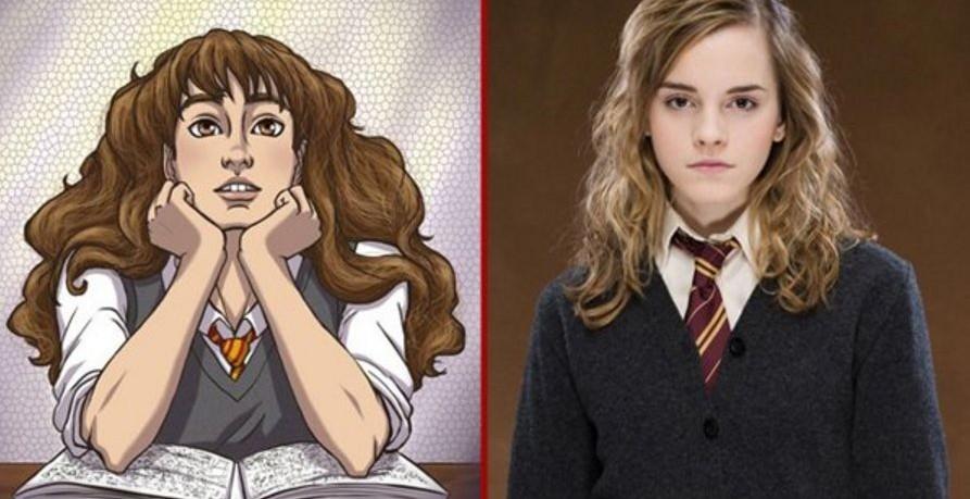 Harry Potter Le Differenze Tra I Personaggi Dei Libri E Dei Film
