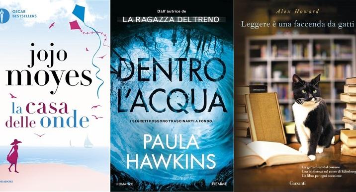 10 libri da leggere assolutamente a maggio