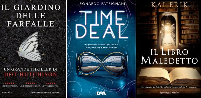 10 libri da leggere assolutamente a giugno for Leggere libri