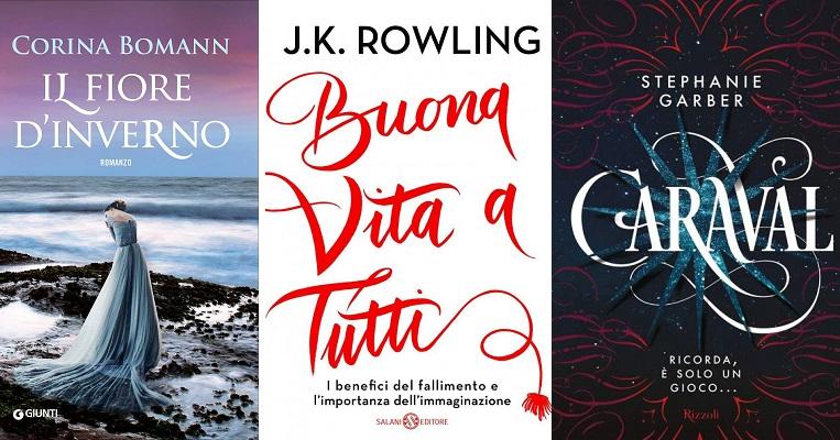 i 10 libri pubblicati a novembre da leggere assolutamente